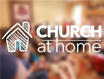 - Worship at home - activities for everyone